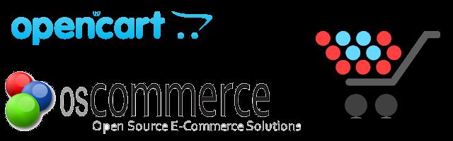 openCart  vs osCommerce